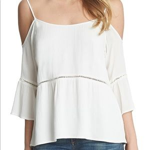 1 State Off the shoulder top